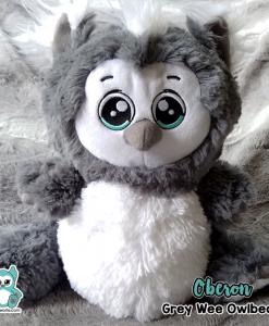 Oberon the Grey Wee Owlbear